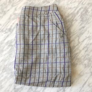 Vintage Liz Claiborne high waisted pencil skirt